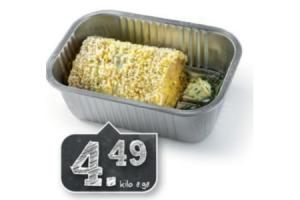 ovenschotel varkensfilet met honing mosterd saus 500g