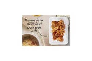 bourgondische stoofschotel 1000 gram