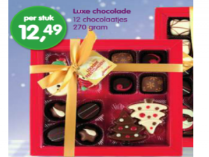 luxe chocolade