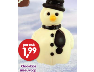 chocolade kerstman voor euro349