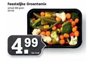 feestelijke groentemix 400g