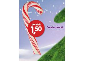 candy cane xl