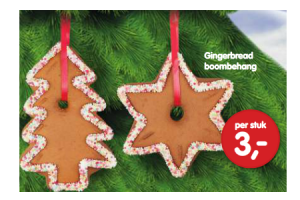 gingerbread boombehang