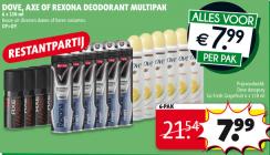 deodorant multipak