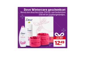 dove wintercare geschenkset