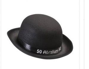 abraham hoedje