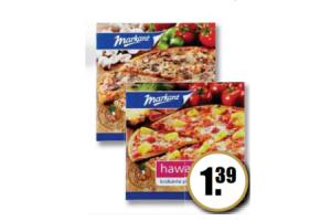 krokante pizza