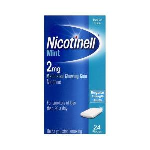 nicotinell kauwgom zuigtabletten of pleisters
