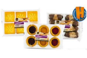 coop diverse gebakjes
