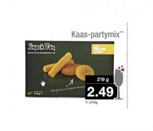 kaas partymix