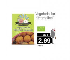 vegetarische bitterballen