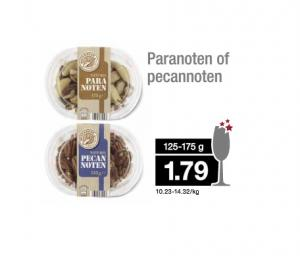 paranoten of pecannoten