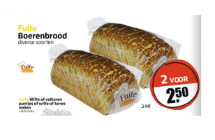 fuite boerenbrood
