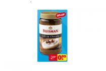 buisman oploskoffie cafe au chocolat
