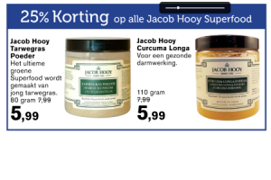 jacob de hooy superfood