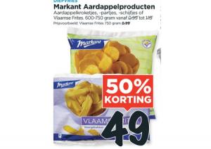 markant aardappelproduct