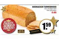 boonacker tarwebrood