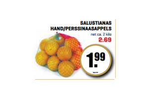 salustianas handperssinaasappels