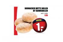 boonacker witte bollen of tarwebollen