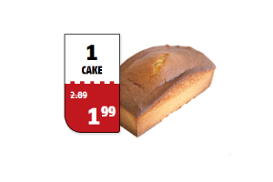 verse marmercake of verse roomboter cake