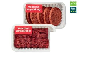 biologische slavinken rundergehakt hamburgers of tartaartjes