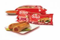 beckers worstenbroodjes 2 stuks