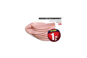 ardenner boterhamworst