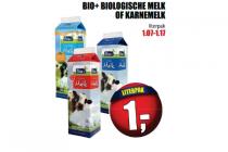 biologische melk