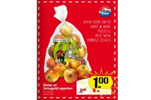 elstar of jonagold appelen