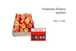 hollandse rubens appelen