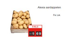 alexia aardappelen