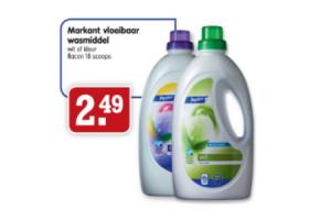 markant vloeibaar wasmiddel