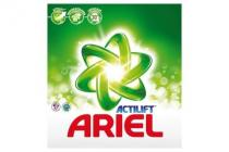 ariel actilift nieuw parfum poeder wit