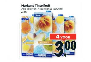 markant tintelfruit