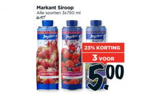 markant siroop