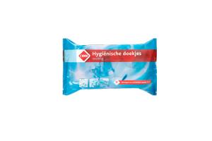 c1000 hygienische doekjes of vochtig toiletpapier