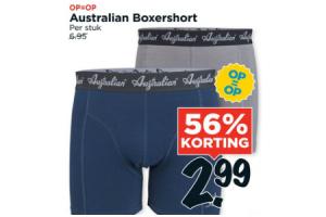 australian boxershort