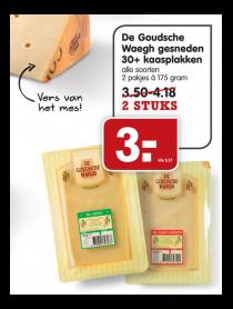 de goudsche waegh 30plus kaasplakken