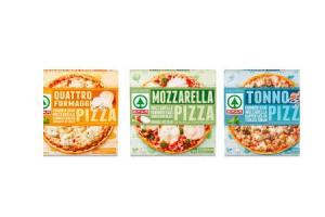 spar krokante pizzas
