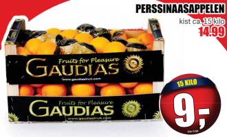 gaudias perssinaasappelen