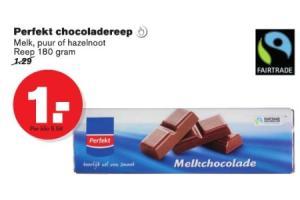 perfekt chocoladereep