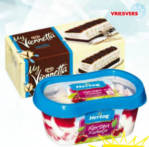 hertog of viennetta mini