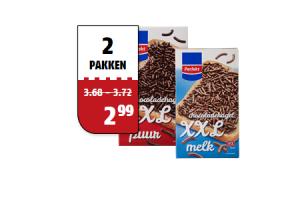 perfekt chocoladehagel xxl