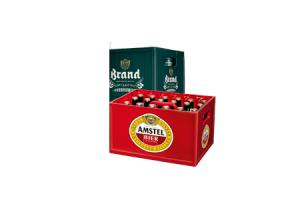 amstel of brand bier