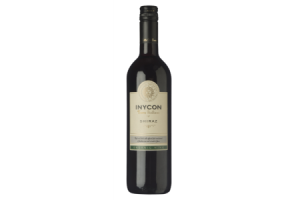 inycon organic shiraz of grillo