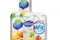 optimel drink vifit drink of campina goedemorgen