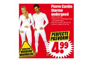 pierre cardin thermo ondergoed