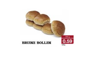 bruine bollen