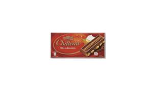melkchocolade met amandel