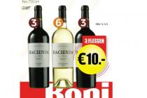 hacienda wijn